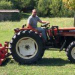 tracteur-broyeur